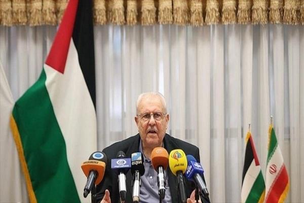 Palestina Puji Dukungan Iran