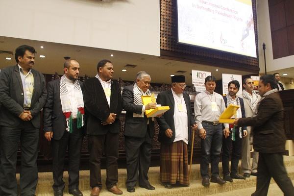 Deklarasi Jakarta untuk Kemerdekaan Palestina