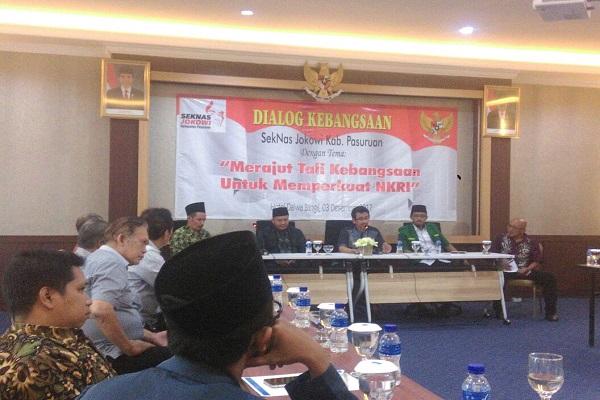 """Dialog """"Merajut Kebangsaan untuk Memperkuat NKRI"""""""