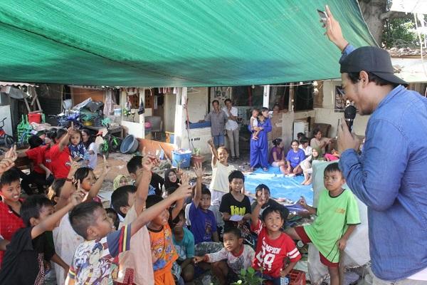 Bakti Sosial Pandu Ahlulbait Jakarta
