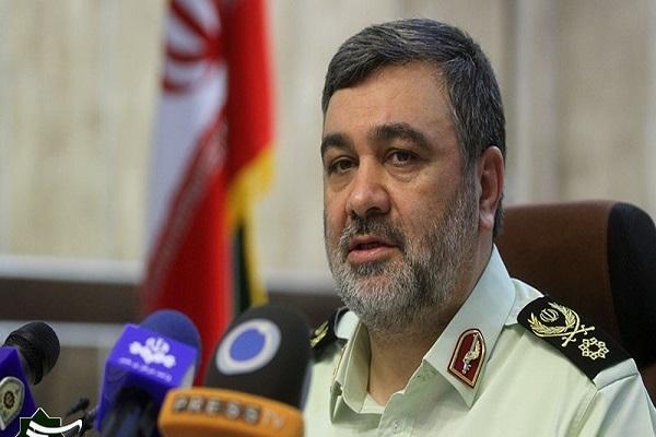 Brigjen Ashtari: Kelompok Anti-Revolusi Islam Iran Berhasil Diatasi