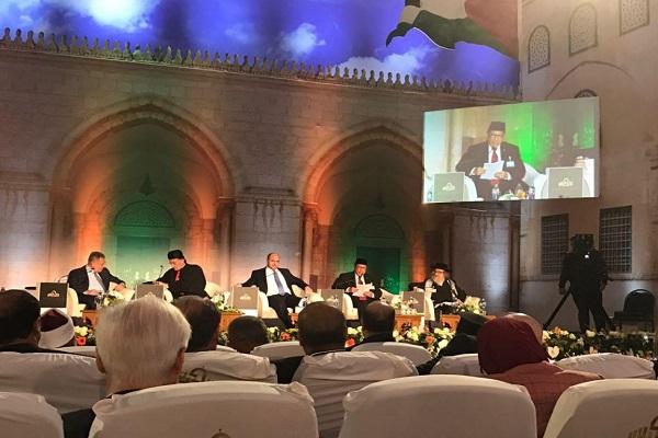 Di Kairo, Menag Ajak Umat Islam Bersatu Bela Palestina