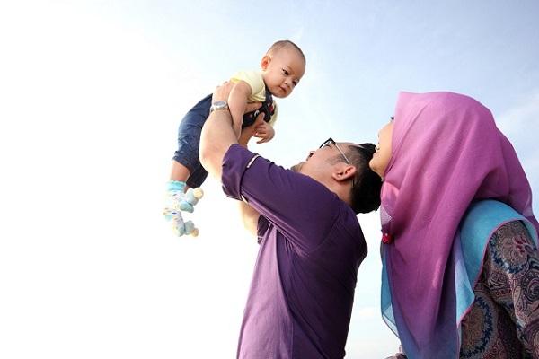 Dampak Cinta Orangtua pada Anak