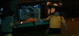 ABI Rescue Bantu Evakuasi Korban Banjir di Cililitan, Jakarta Timur