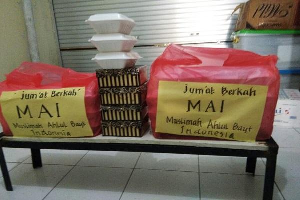 """Program """"Jumat Berbagi Berkah"""" MAI Sulawesi Selatan"""