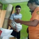 Bantuan Beras dan Obat-obatan ABI Rescue untuk Korban Banjir di Cililitan Jakarta Timur