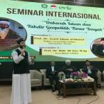 Rektor Suriah: Banyak Tangan Jahat Ingin Hancurkan Suriah karena Negara Ini Menolak Berhubungan dengan Israel