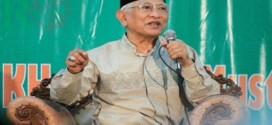 Gus Mus Jelaskan Konteks Ayat Perang di Al-Qur'an