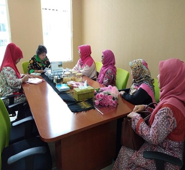 Pertemuan delegasi Pimnas MAI dengan Kementerian Pemberdayaan Perempuan dan Perlindungan Anak