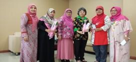 Kunjungi Kementerian PPPA, Muslimah ABI Perkenalkan Figur Fathimah Az-Zahra