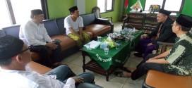 Silaturahmi Dewan Syura ABI dengan PCNU Kabupaten Jepara