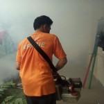 Foto – Aksi Fogging ABI Rescue di Cilandak Jakarta Selatan