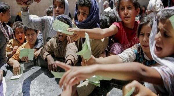 FAO: Rawan Pangan Akut Landa Yaman