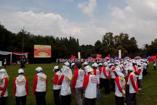 National Youth Camp Ahlulbait di Taman Wisata Mekarsari, Cileungsi, Jawa Barat 2013