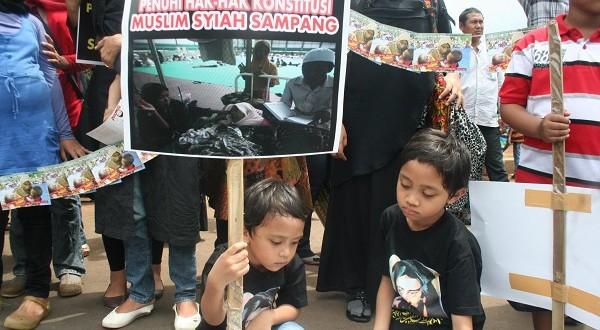 Setelah Enam Tahun Pengungsi Sampang