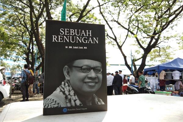 """Sebuah Renungan"" di Masjid Raya Pondok Indah Jakarta Selatan"
