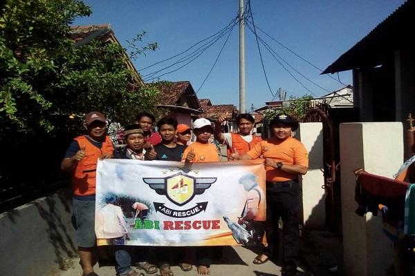 Foto – Aksi Fogging ABI Rescue di Tangerang Banten