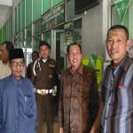 Kunjungan Silaturahmi DPD ABI ke PCNU Jepara