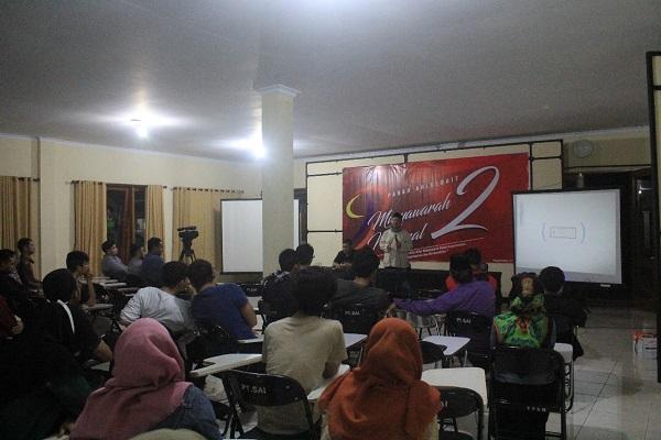 Pesan Ketum ABI di Munas ke-2 Pandu Ahlulbait Indonesia