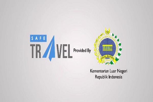 Aplikasi Safe Travel, Inovasi Pemerintah untuk Lindungi WNI di Luar Negeri