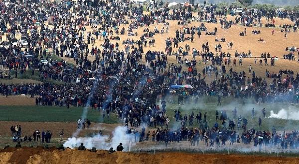 Rusia: Tindakan Israel Terhadap Demonstran Palestina Tidak Dapat Diterima