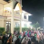 Menghidupkan Malam Nisfu Syaban di Pesantren Darut Taqrib Jepara