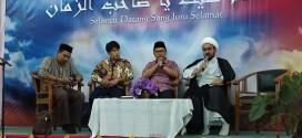 Membincang Masa Depan Keamanan Dunia dalam Peringatan Milad Imam Mahdi Afs.