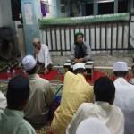 Meraih Keberkahan Malam Lailatul Qadr di Pengungsian