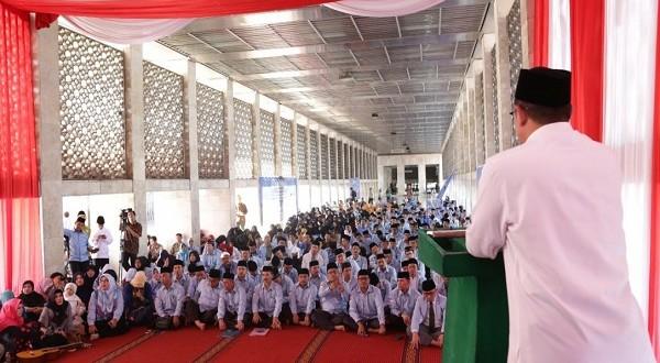 Menag: Remaja Masjid Harus Perluas Wawasan Agar Arif Sikapi Keberagaman