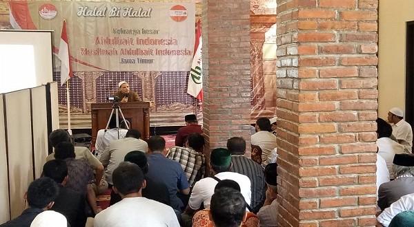 Halal Bihalal ABI dan MAI Jawa Timur Serta Komitmen Bersama Meningkatkan Organisasi