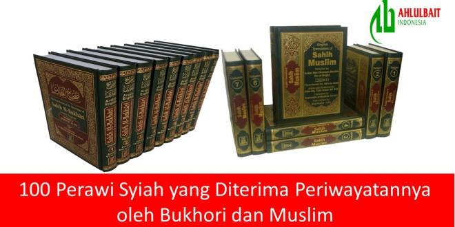Perawi Rafidhah dalam Shahih Bukhari dan Muslim