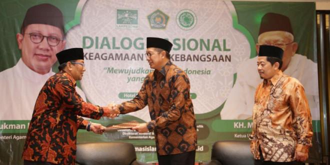 Sembilan Rekomendasi Dialog Keagamaan dan Kebangsaan di Surabaya