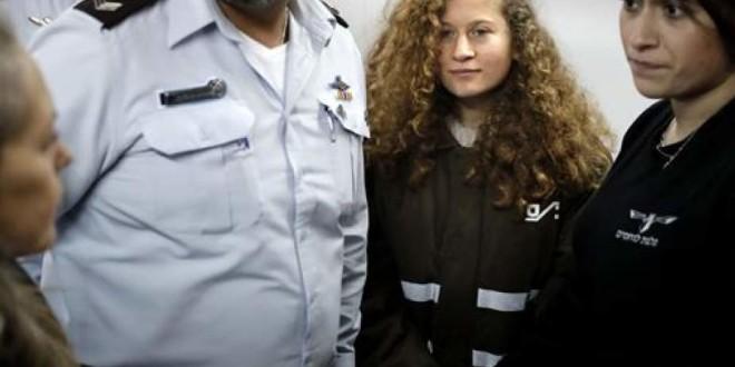 Ahed Tamimi: Palestina Harus Bersatu Melawan Israel