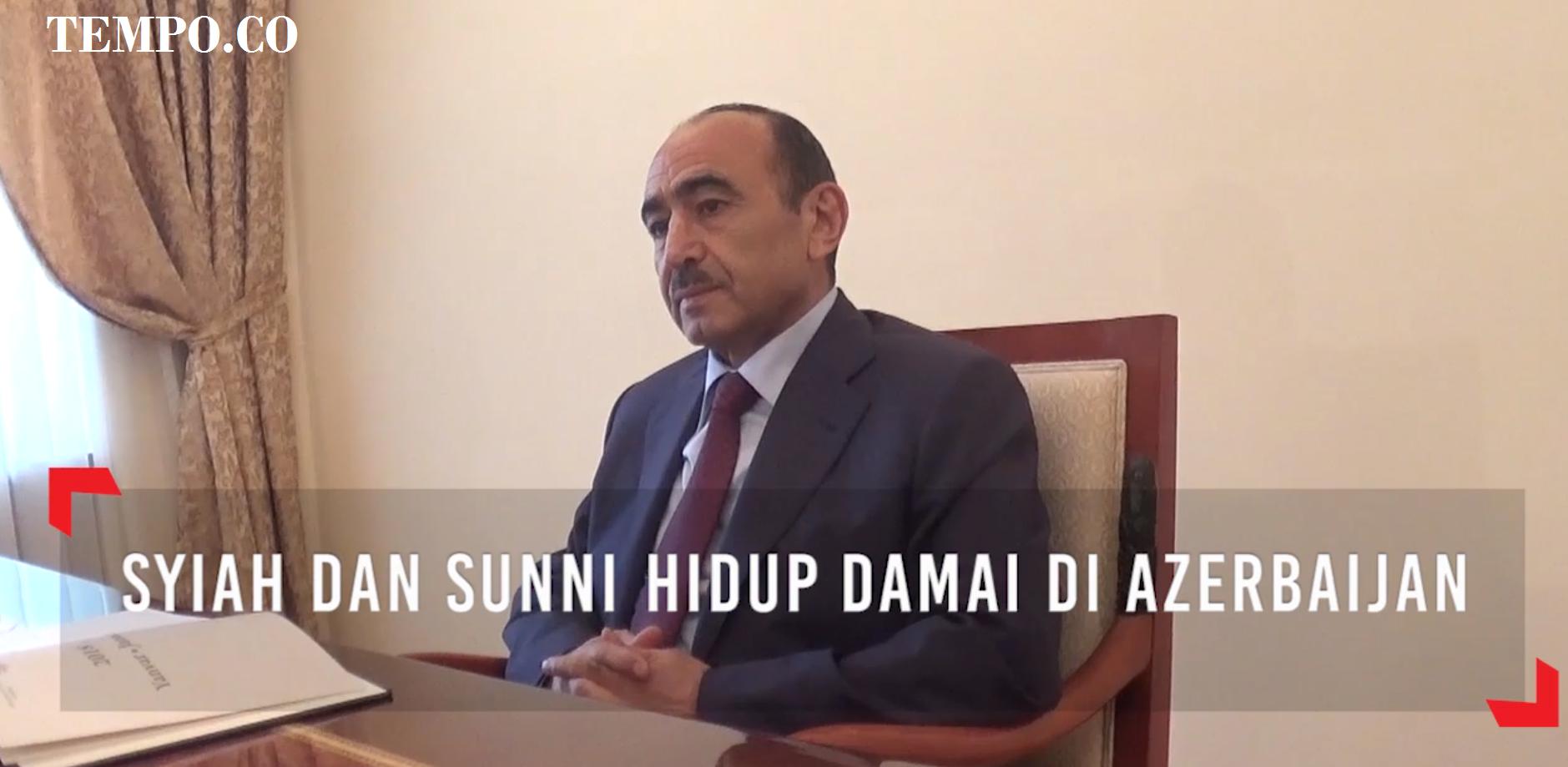 Sunni dan Syiah Hidup Damai di Azerbaijan