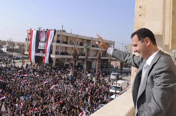 Harus Putus Hubungan dengan Iran dan Hizbullah, Bashar Assad Menolak Bantuan Saudi