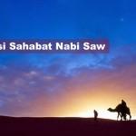 Klasifikasi Sahabat Nabi Saw