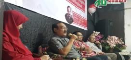 Erros Djarot :Pendukung Jokowi Prabowo Adalah Bersaudara