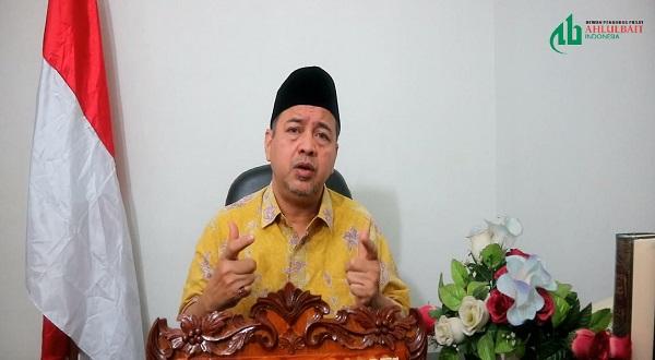Video-Pidato Ketua Umum DPP ABI Menyambut HUT RI Ke-73