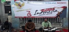 Pengungsi Sampang Memperingati HUT RI dengan Doa Bersama dan Membuat Tumpeng Kemerdekaan