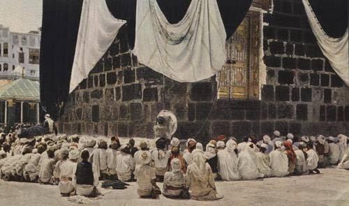 Pesan Penting Rasulullah saw Saat Haji Wada