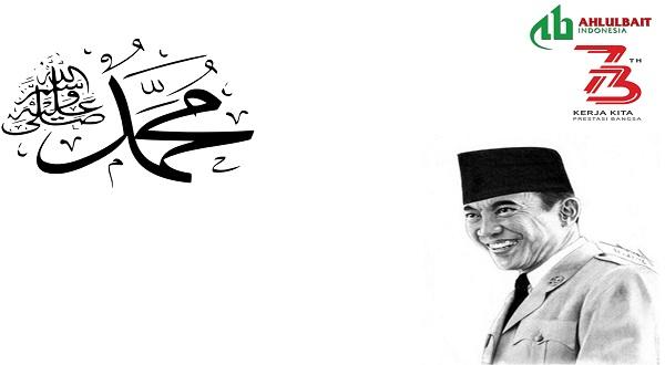 Sukarno, Muhammad, dan Rekonstruksi Makna Kemerdekaan