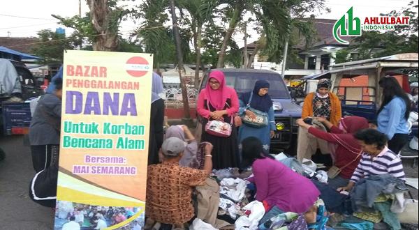 MAI Semarang Galang Dana Bantu Korban Gempa Lombok