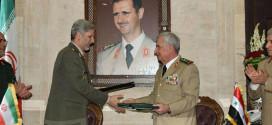 Ketakutan Israel Terhadap SHN Dan Kunjungan Menhan Iran Ke Suriah