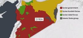 Nama-nama Kelompok Teroris Terbesar Di Suriah