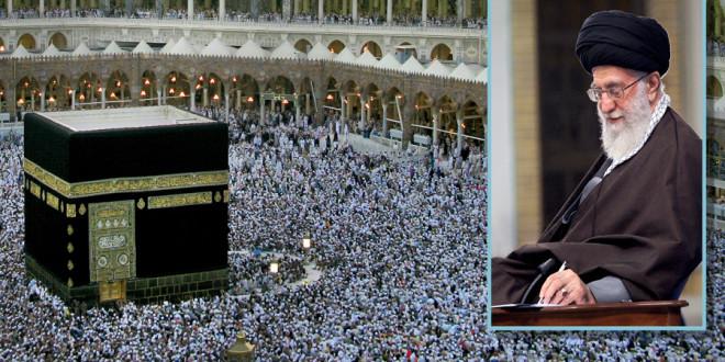 Ayatullah Khamenei Seru Jemaah Haji untuk Gagalkan Konspirasi AS
