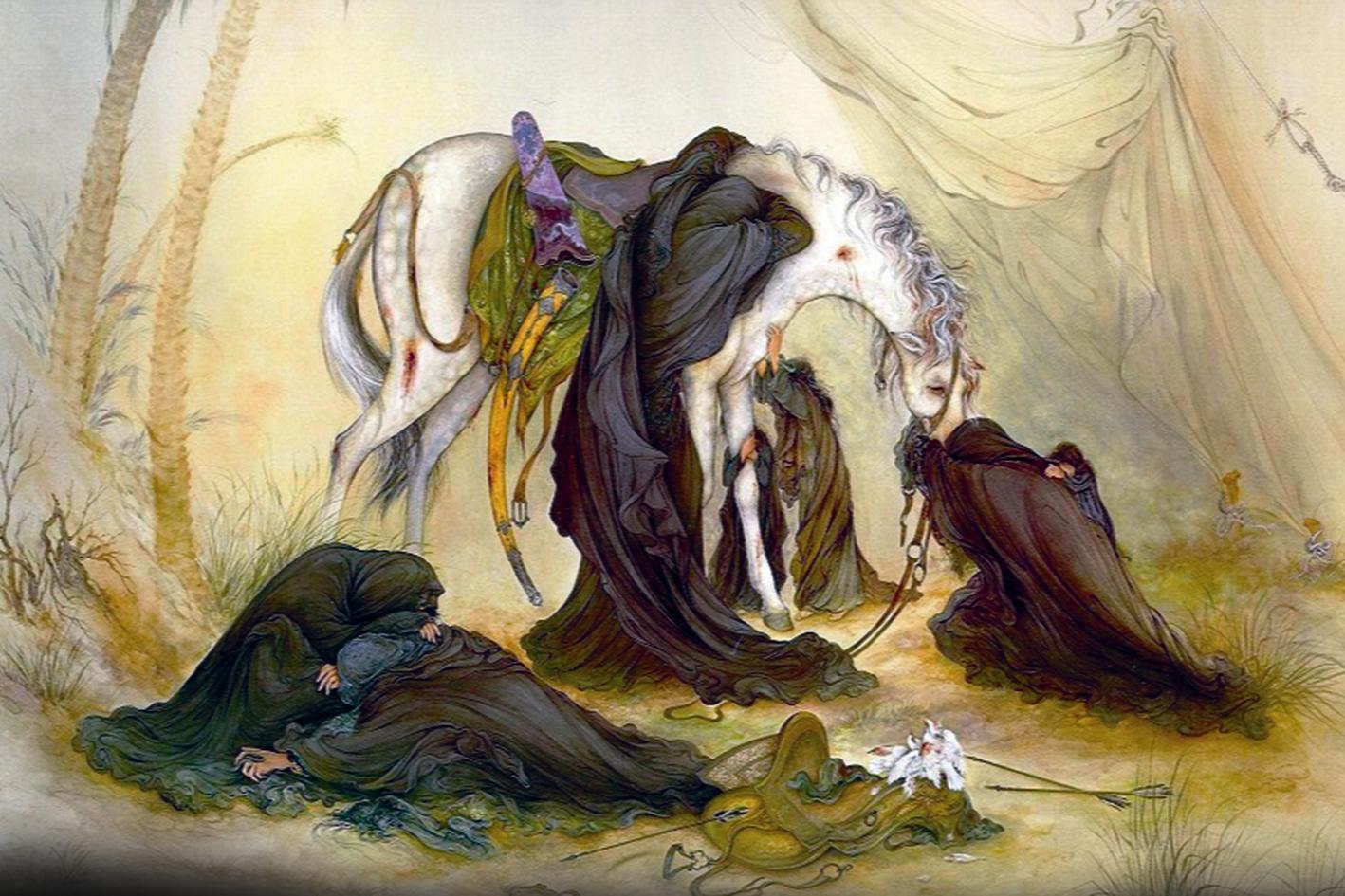 Mengenal Sukainah binti Husain, Saksi Peristiwa Karbala