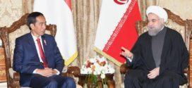 Presiden Iran Ucapkan Selamat untuk Jokowi atas Kesuksesan Asian Games 2018