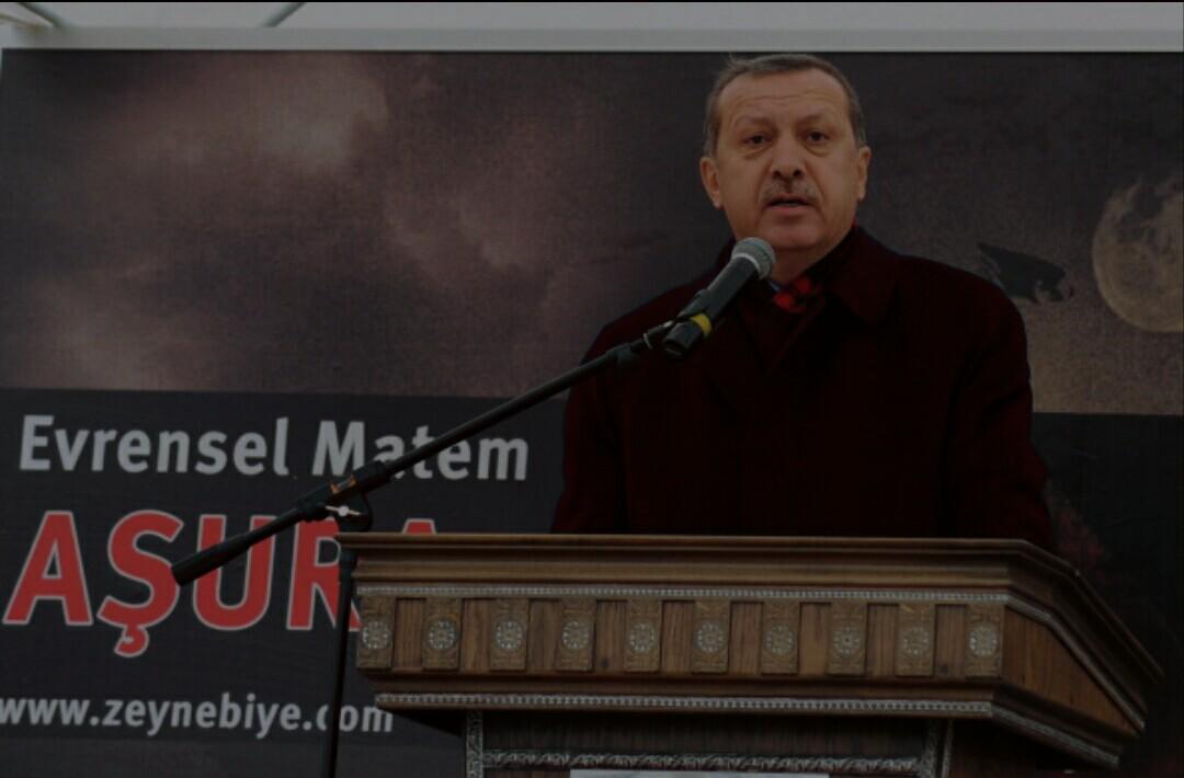 Erdogan Tekankan Peringatan Asyura Harus jadi Momen Persatuan Sunni-Syiah