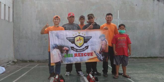 Cegah Penyakit DBD ABI Rescue Gelar Aksi Fogging di Pondok Gede Jawa Barat