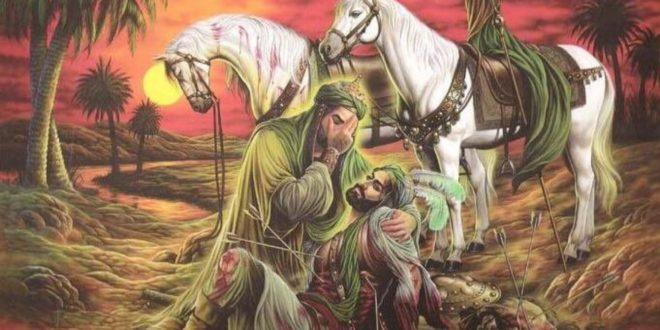 Ali Akbar bin Husain, Syahid Pertama dariBani Hasyim